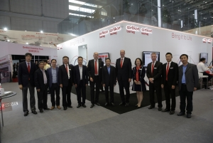 Oerlikon Gains Chinese Partner in Spunmelt
