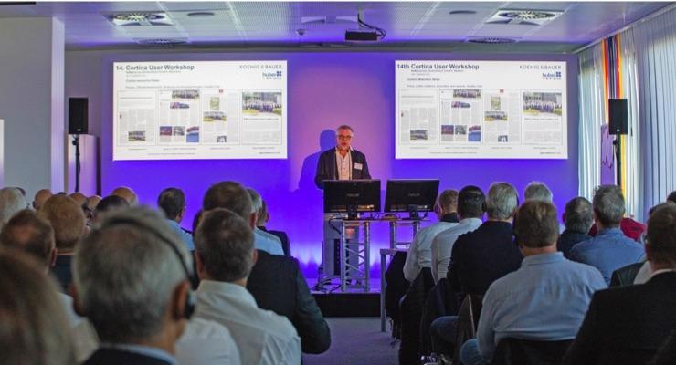 Koenig & Bauer Offers Users Platform for Waterless Printing