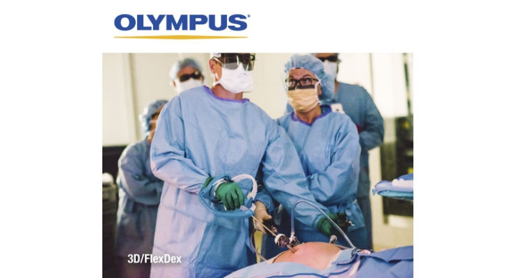 The Olympus 3D/FlexDex platform offers an alternative to high-cost robotics in minimal access surgery by providing the visualization and wristed instrumentation for suturing found in robotic technology, but at a fraction of the cost.