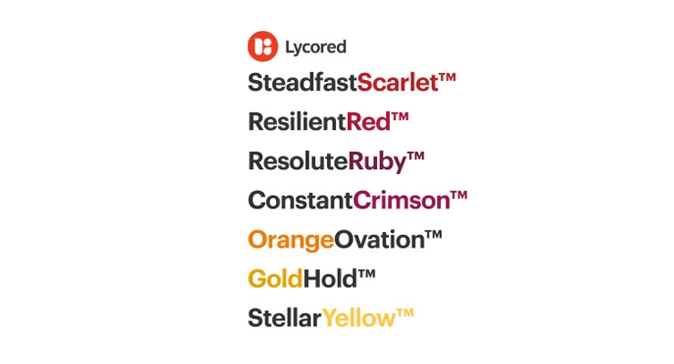 Lycored Unveils User-Friendly New Names for its Colors