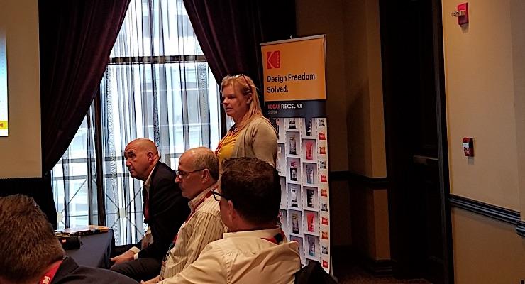 Kodak hosts VIP Flexo Summit in Orlando
