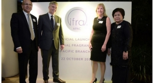 International Fragrance Association Opens Asia-Pacific Branch
