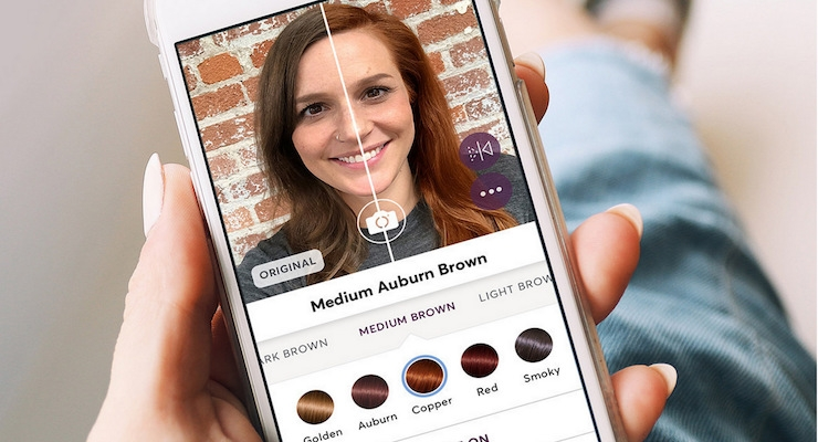 Madison Reed Collaborates with YouCam