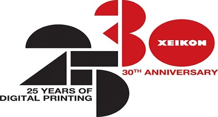 Xeikon Celebrates 30-Year Anniversary