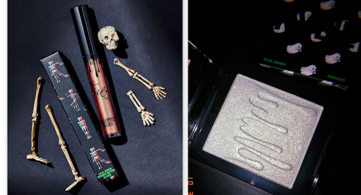 Kylie Cosmetics Celebrates Halloween