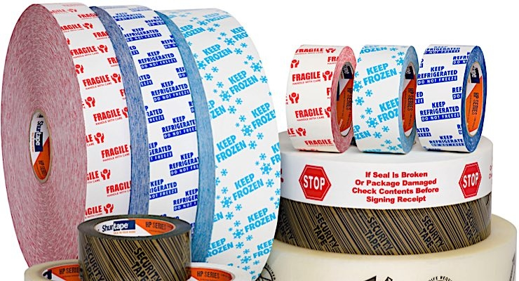 Shurtape Technologies expands line of packaging tapes
