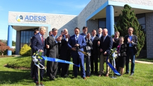 Adesis Officially Opens Delaware Lab