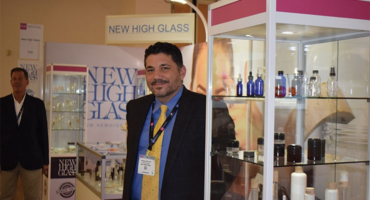 "At New High Glass, Alonso Herrerra said they are moving toward ""a lot more green choices,"" such as using recyclable materials including PE green and plastic from sugarcane."