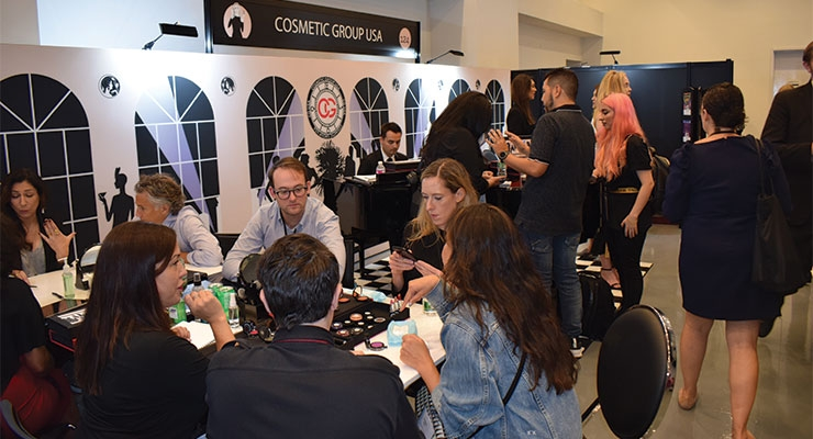 Turnkey's the Thing at MakeUp in NewYork