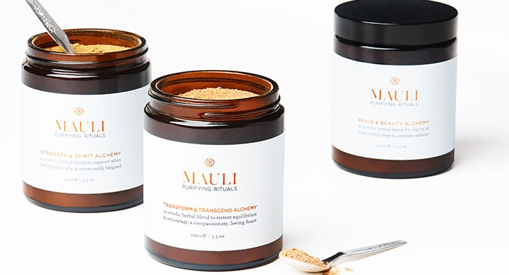 Mauli Rituals is an Ayurvedic beauty and wellness brand whose founders created a range of wonderfully fragranced, eco-luxe high-performance natural products tied in with stress-relieving Ayurvedic rituals.