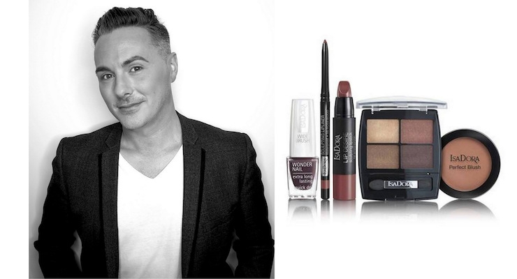 IsaDora Names New International Makeup Artist