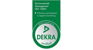 Virospack Announces ISO 14001 Certification