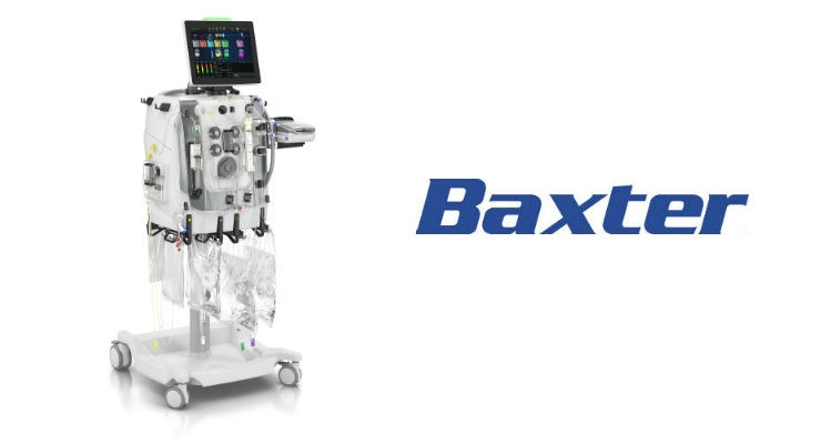 Baxter Receives CE Mark for PrisMax System and TherMax Blood Warmer