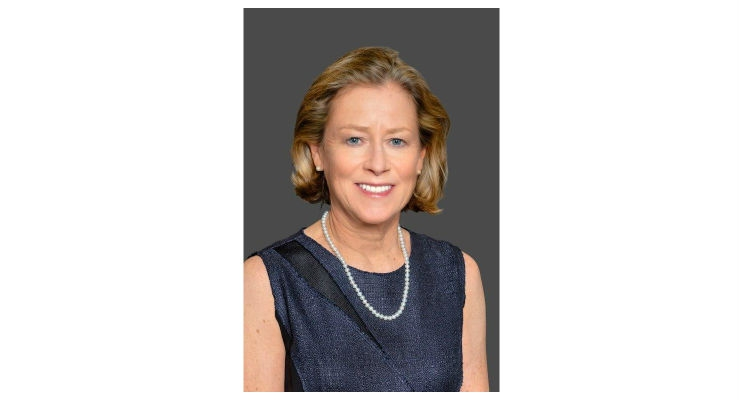 Susan M. Stalnecker. Image courtesy of Business Wire.