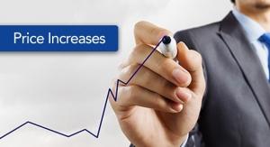 Omya Increases Calcium Carbonate Product Prices in US, Canada