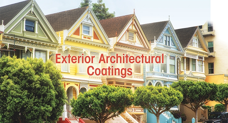 Exterior Architectural Coatings