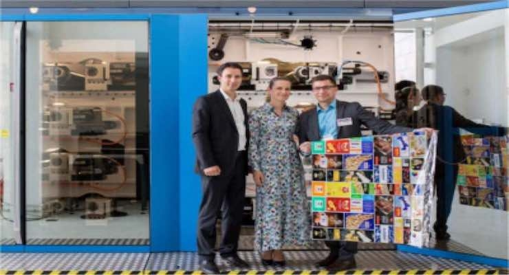 SOMA, MARVACO, Flint Group Partner to Master Expanded Gamut Printing Technology