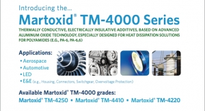 Huber | Martinswerk Introduces Martoxid TM-4000 Series