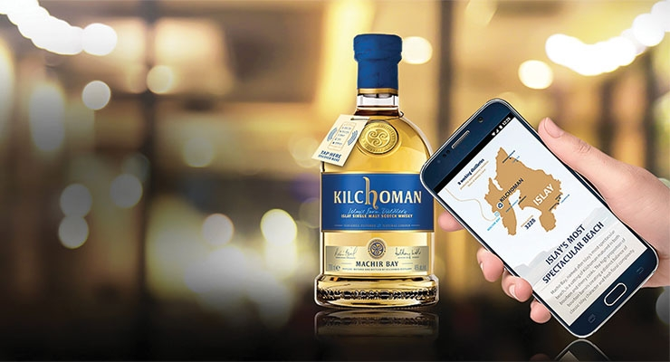 Photo courtesy of Kilchoman.