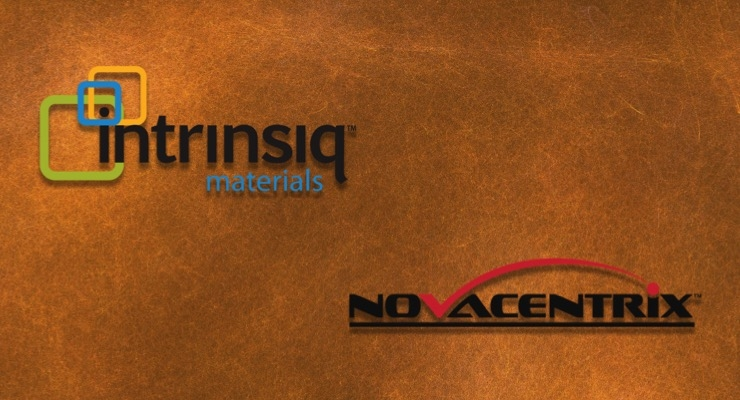 NovaCentrix Acquires Copper Ink Formulations in Asset Sale from Intrinsiq Materials