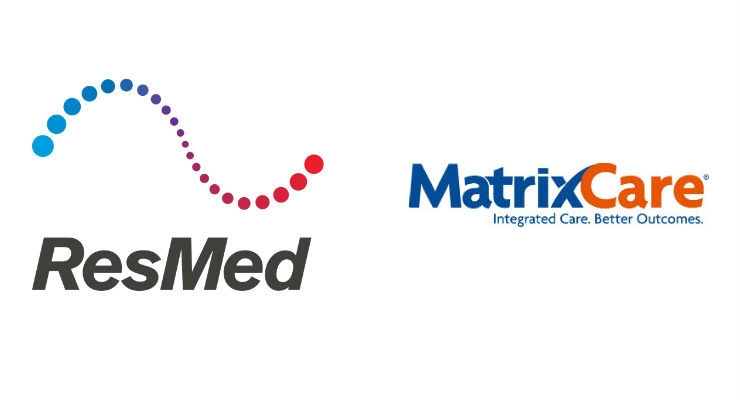 ResMed Acquires Long-Term Post-Acute Care Software Firm MatrixCare for $750M