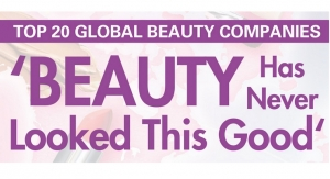 Top 20 Global Beauty Companies 2018