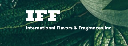 Q3 Sales Up at IFF