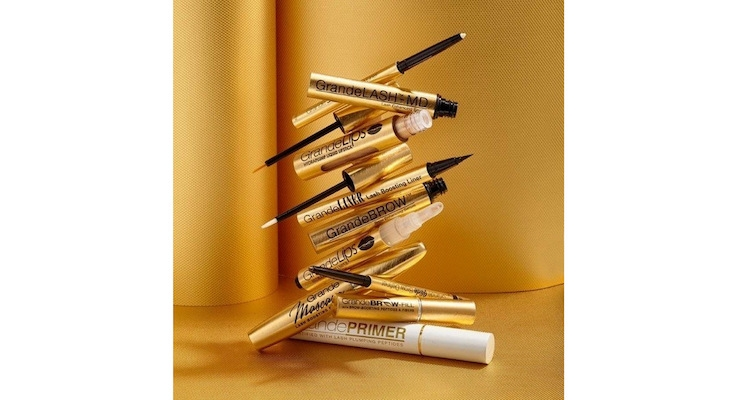 Grande Cosmetics Launches at Macy
