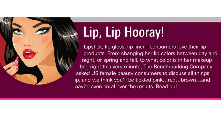 How Much Do Consumers Love Lip Products?