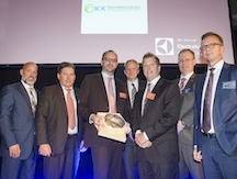 KX Technologies Honored
