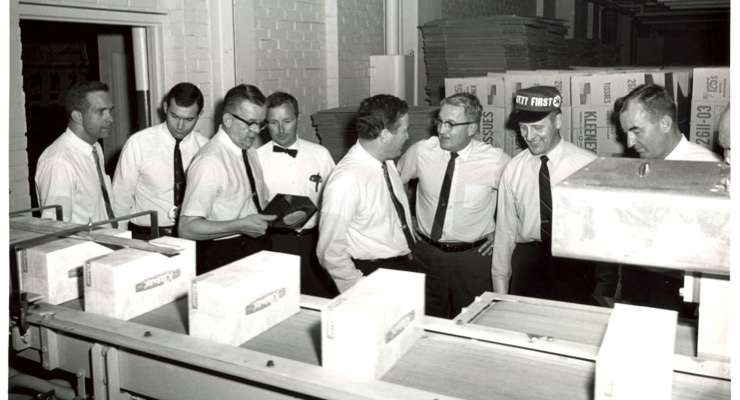 Kimberly-Clark's Beech Island Mill Celebrates 50 Years
