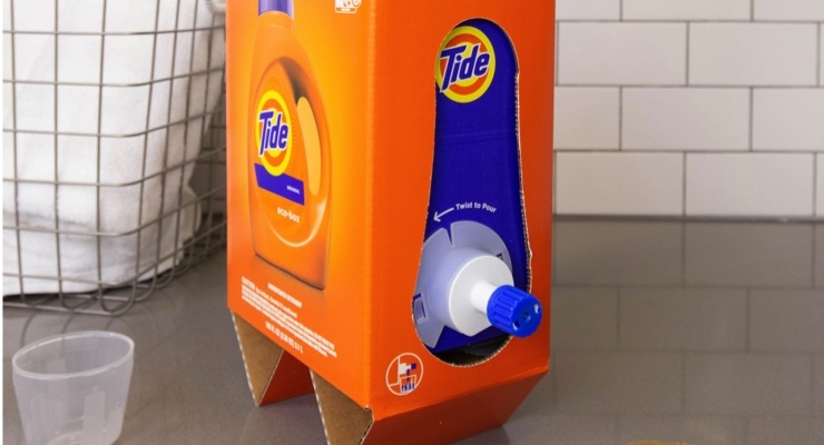 Tide Rolls Out New