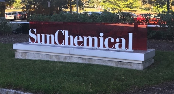 Sun Chemical Exhibits PE Solutions at IDTechEx Show