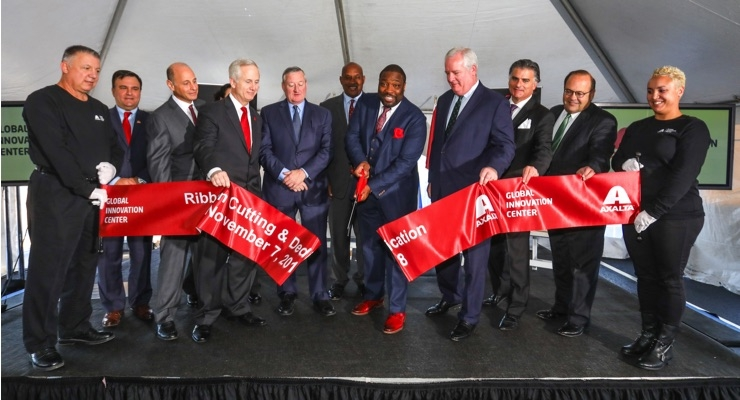 Axalta Opens Global Innovation Center in Philadelphia