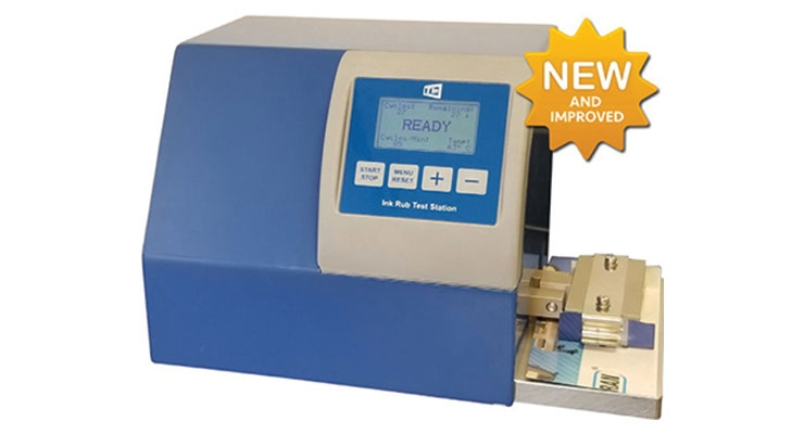 10-20 Digital Ink Rub Tester