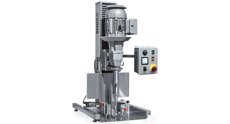 Schold LMX Bench-Top Disperser