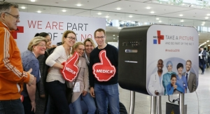 Images from Medica/Compamed 2018, Day 2