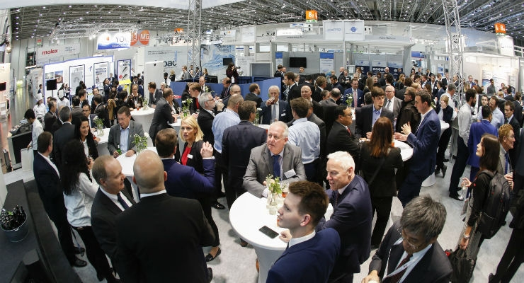 Reception style events take place seemingly throughout Medica. These functions allow exhibitors and attendees alike to network and discuss the highlights of their days while attending the show. Some events require an invitation, while others are open to anyone in attendance.