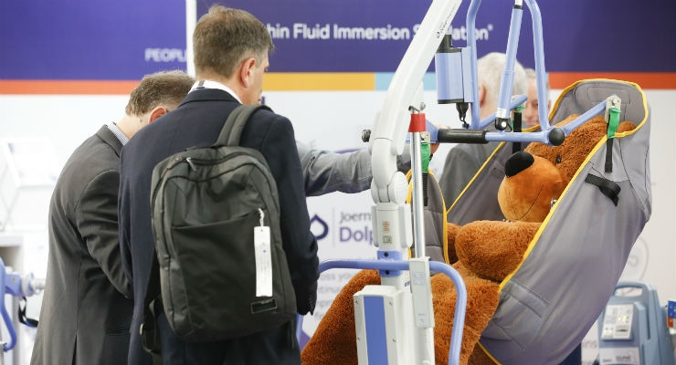 Images from Medica/Compamed 2018, Day 3
