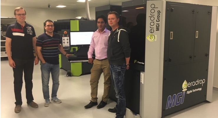TUT Targets New Printed Intelligence Applications with CeraPrinter F-Serie by CERADROP-MGI
