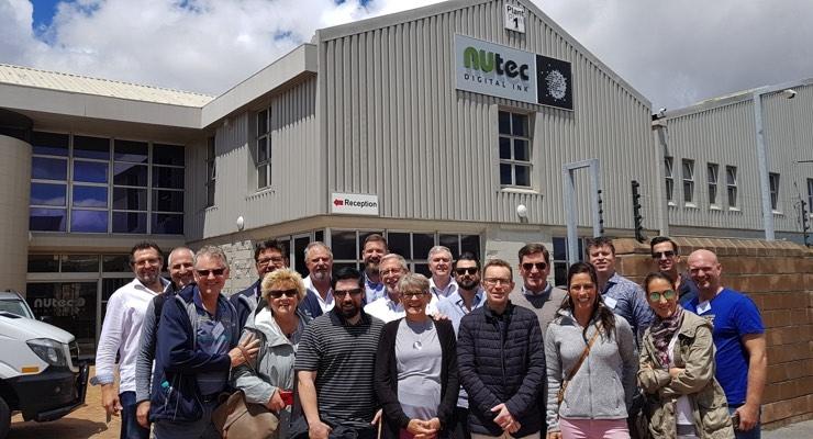 NUtec Hosts Global Imaging & Graphics Association