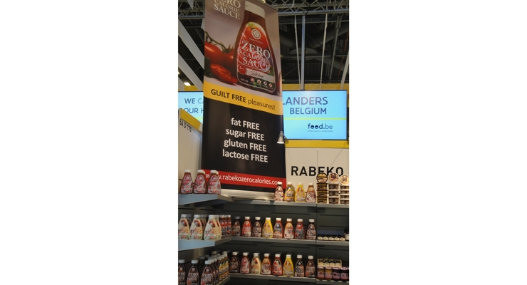 "SIAL exhibitors stressed ""free"" products."
