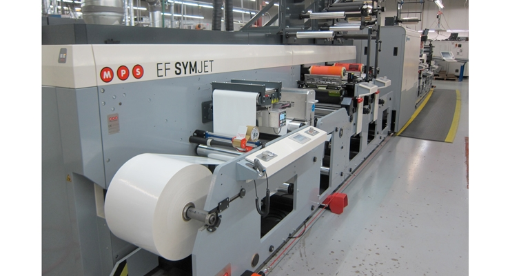 MPS offers the hybrid EF Symjet, powered by Domino.
