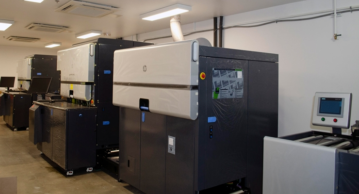 American Label's new HP Indigo 8000 digital press