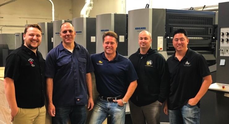 All American Label enters packaging market, adds three Heidelberg machines