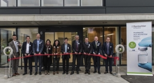 Rentschler Inaugurates New Fill and Finish Facility