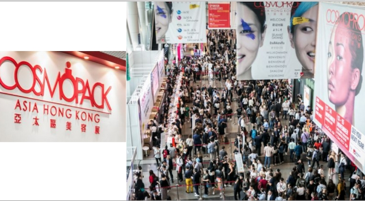 Cosmoprof Asia Reports Record-Breaking Numbers