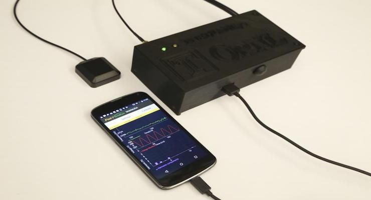 The Mobile Universal Grid Analyzer/Courtesy ONRL