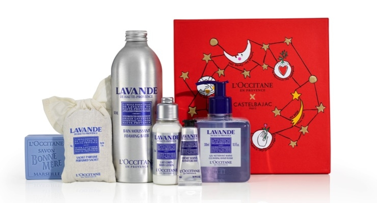 L'Occitane Lavender Collection Launches This Month