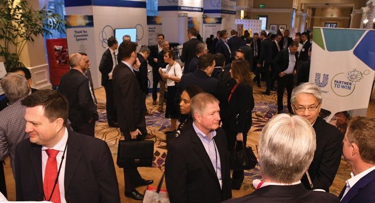 There will be plenty of networking opportunities during the ACI Annual Meeting & Industry Convention, which will take place Jan. 28-Feb. 2, 2019.